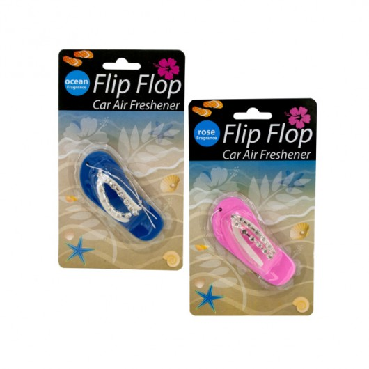 Flip Flop Car Air Freshener