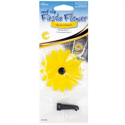 Fiesta Flower Vent-Clip Auto Air Freshener