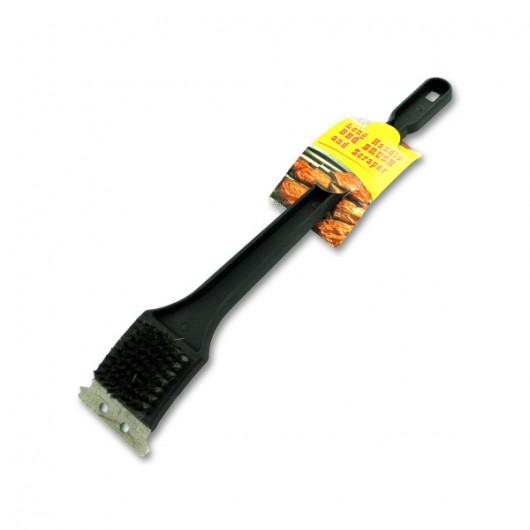 Barbecue Brush & Scraper