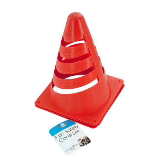 Mini Safety Cone Set