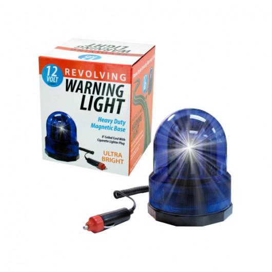 Revolving Auto Warning Light