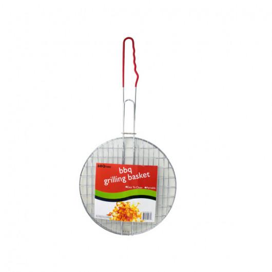 Round BBQ Grilling Basket