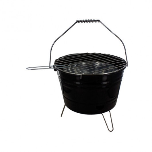 Barbecue Bucket with Handle