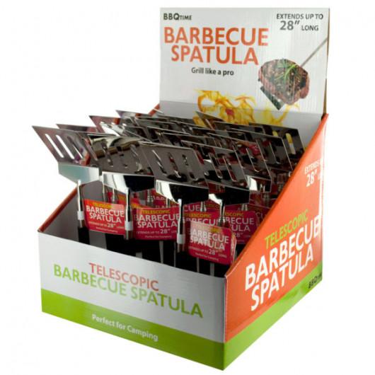 Telescopic Barbecue Spatula Countertop Display
