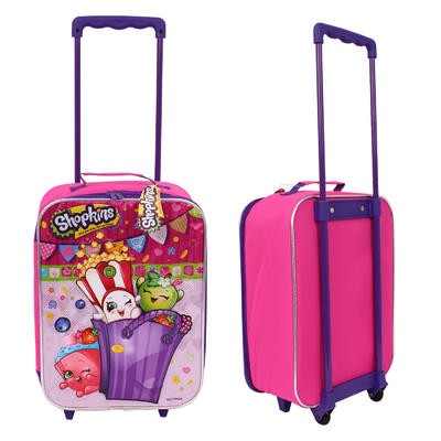 "Shopkins Pilot Case - 19.5""H"
