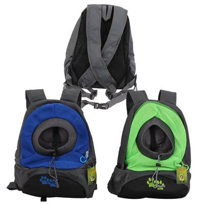 "Pet Backpack Carrier - Asst  17""H"