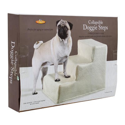 "DOGGIE STEPS 16""L COLLAPSABLE"