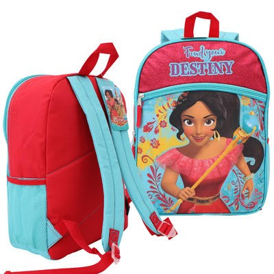 "Disney Princess Elena Avalor Backpack - 16"""