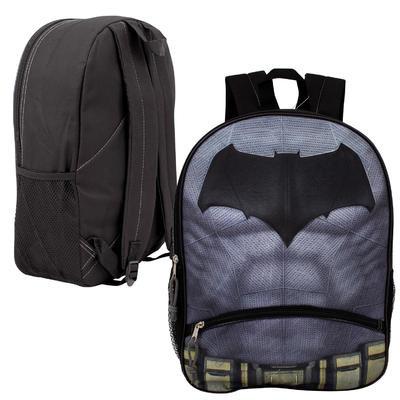 "DC Comics Batman Backpack with Front Pocket - 16""H"