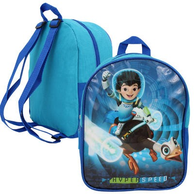 "Disney Miles from Tomorrowland Mini Backpack -11""H"