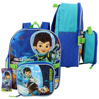 Miles from Tomorrowland Mini Backpack w/Lunch Bag