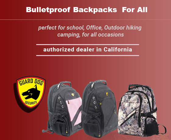 Buy Bulletproof Backpacks